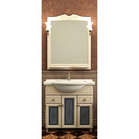 Комплект мебели Ferrara Римини 85 купить в Москве по цене от 36105р. в интернет-магазине mebel-v-vannu.ru
