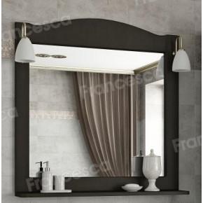 Зеркало Francesca Империя П 80 венге