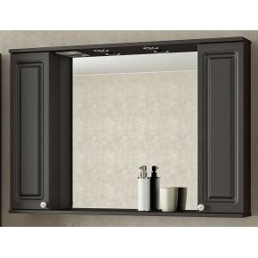 Шкаф-зеркало Francesca Империя 105 венге