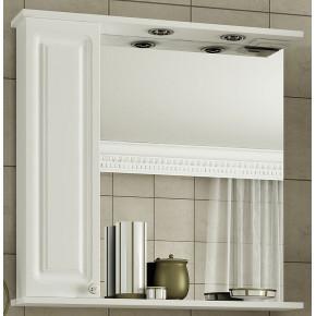 Шкаф-зеркало Francesca Империя 75