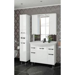Комплект мебели Francesca Виктория 100 белый