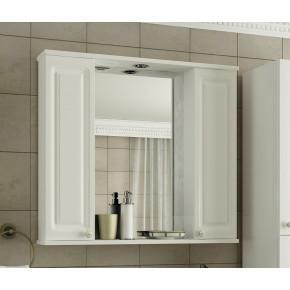 Шкаф-зеркало Francesca Империя 80-2