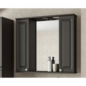 Шкаф-зеркало Francesca Империя 80-2 венге