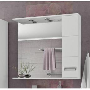 Зеркало-шкаф Francesca Кубо 80 2С