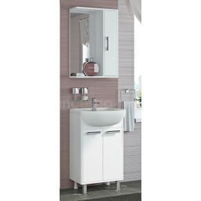 Комплект мебели Francesca Eco 50 белый