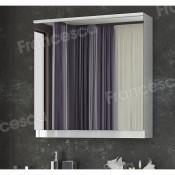 Зеркало-шкаф Francesca Форест 60 купить в Москве по цене от 9000р. в интернет-магазине mebel-v-vannu.ru