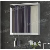 Зеркало-шкаф Francesca Форест 70 купить в Москве по цене от 11760р. в интернет-магазине mebel-v-vannu.ru