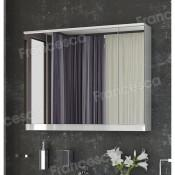 Зеркало-шкаф Francesca Форест 90 купить в Москве по цене от 14500р. в интернет-магазине mebel-v-vannu.ru