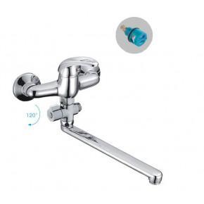 Смеситель Frap H15 F2115 для ванны с душем