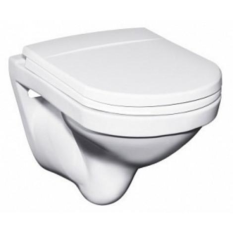 Крышка-сиденье Gustavsberg Logic белая, с микролифтом купить в Москве по цене от 4824р. в интернет-магазине mebel-v-vannu.ru