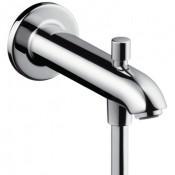 Излив Hansgrohe E 228 13424000 для ванны с душем купить в Москве по цене от 7914р. в интернет-магазине mebel-v-vannu.ru