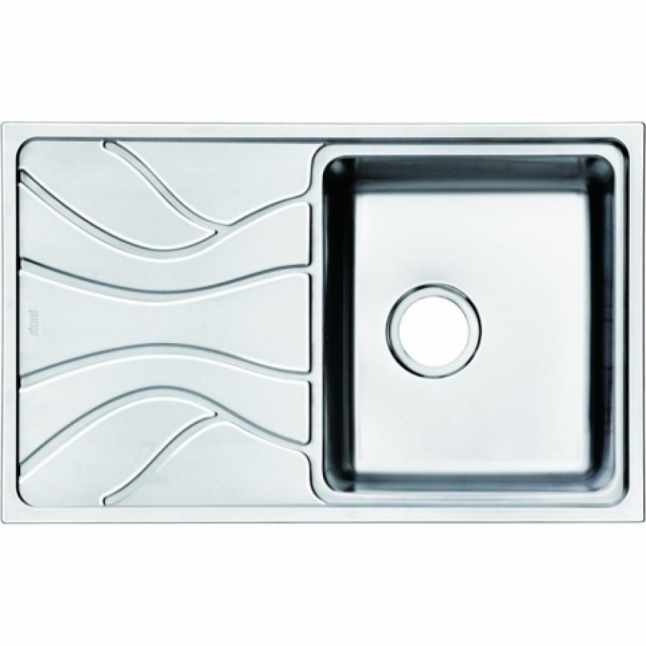 Мойка для кухни Iddis Reeva 780х480 купить в Москве по цене от 8690р. в интернет-магазине mebel-v-vannu.ru