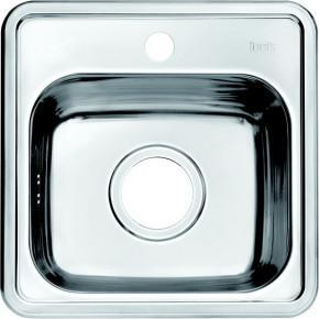 Мойка для кухни Iddis Strit 380х380