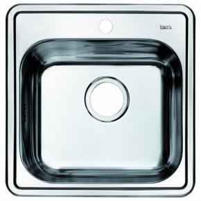 Мойка для кухни Iddis Strit 485х485