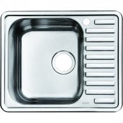 Мойка для кухни Iddis Strit 585х485 купить в Москве по цене от 3510р. в интернет-магазине mebel-v-vannu.ru