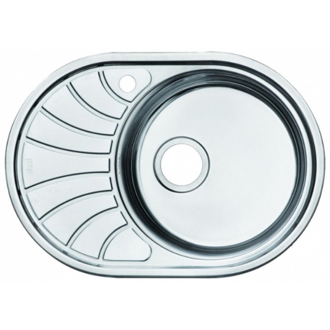 Мойка для кухни Iddis Suno 650х460 купить в Москве по цене от 3830р. в интернет-магазине mebel-v-vannu.ru