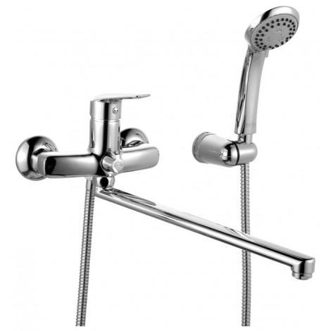 Смеситель Iddis Torr для ванны с длинным изливом купить в Москве по цене от 6330р. в интернет-магазине mebel-v-vannu.ru