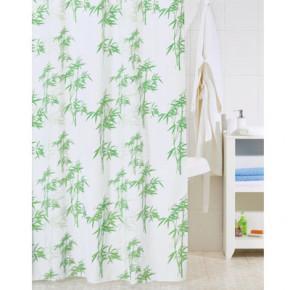 Штора для ванной комнаты Iddis Bamboo Leaf