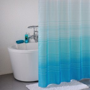 Штора для ванной комнаты Iddis Horizon