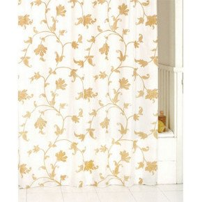 Штора для ванной комнаты Iddis Elegant (Gold, Silver)
