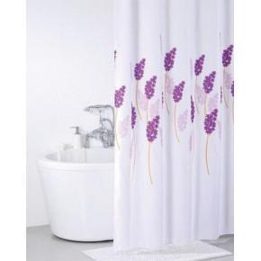 Штора для ванной комнаты Iddis Lavender Happiness