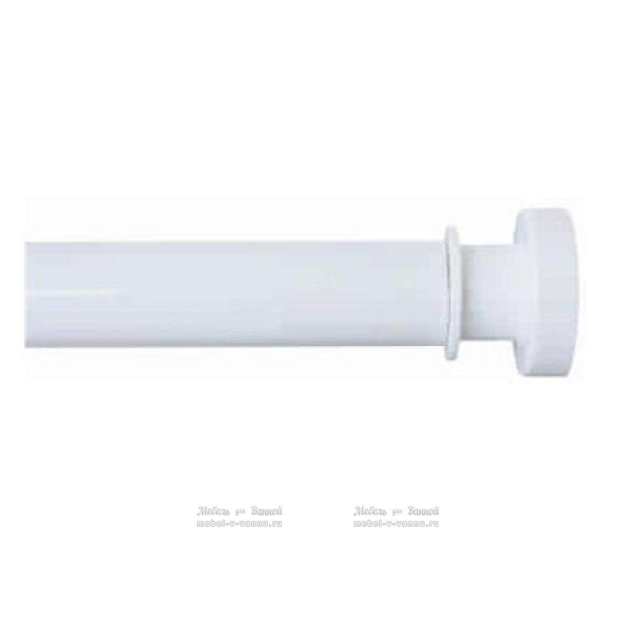 Карниз для ванны Iddis 010 купить в Москве по цене от 660р. в интернет-магазине mebel-v-vannu.ru