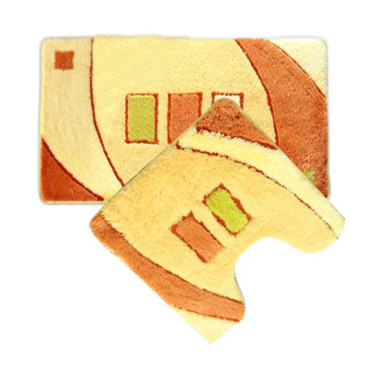Набор ковриков для ванной комнаты Iddis Gold Sands купить в Москве по цене от 1680р. в интернет-магазине mebel-v-vannu.ru