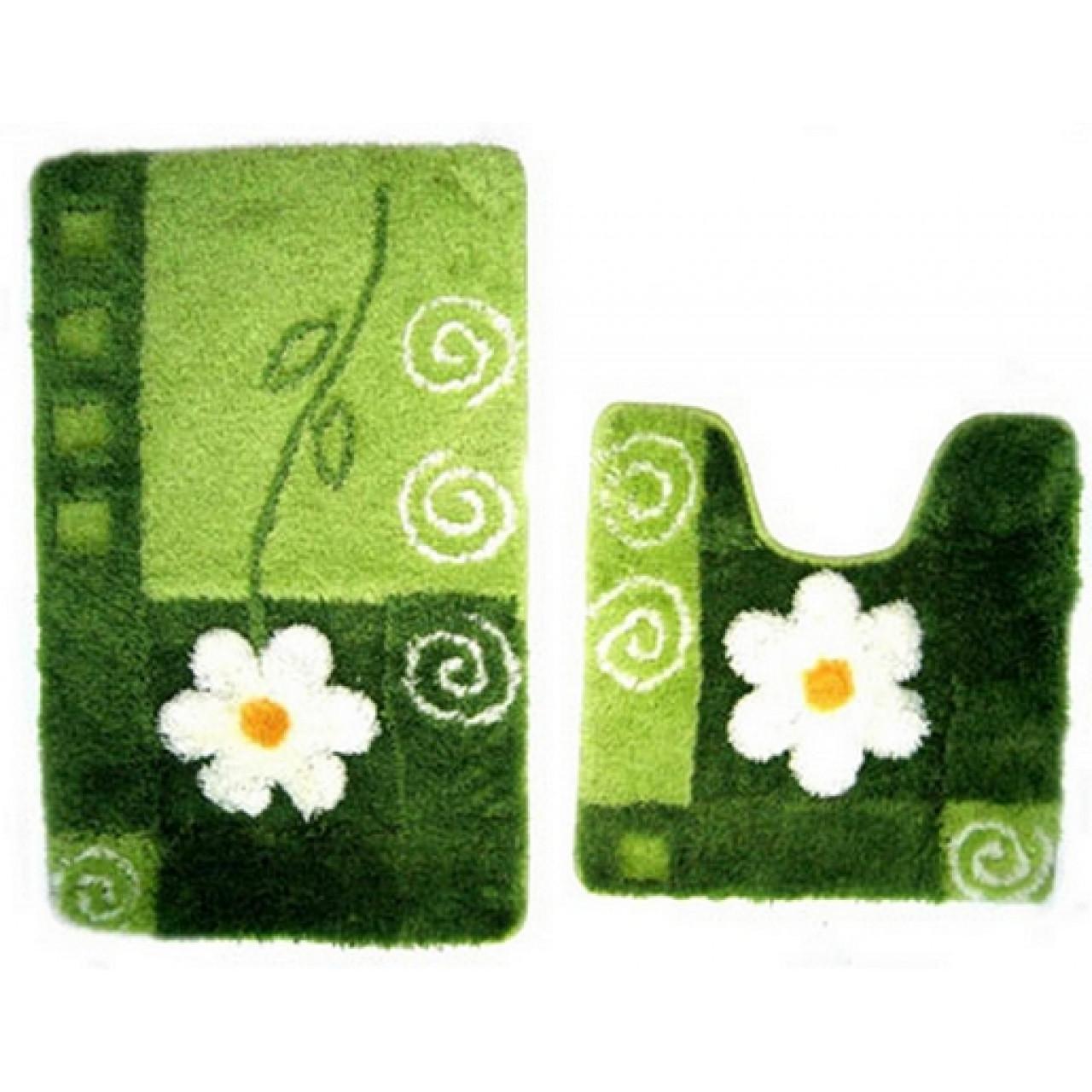 Набор ковриков для ванной комнаты Iddis Summer Day купить в Москве по цене от 1680р. в интернет-магазине mebel-v-vannu.ru