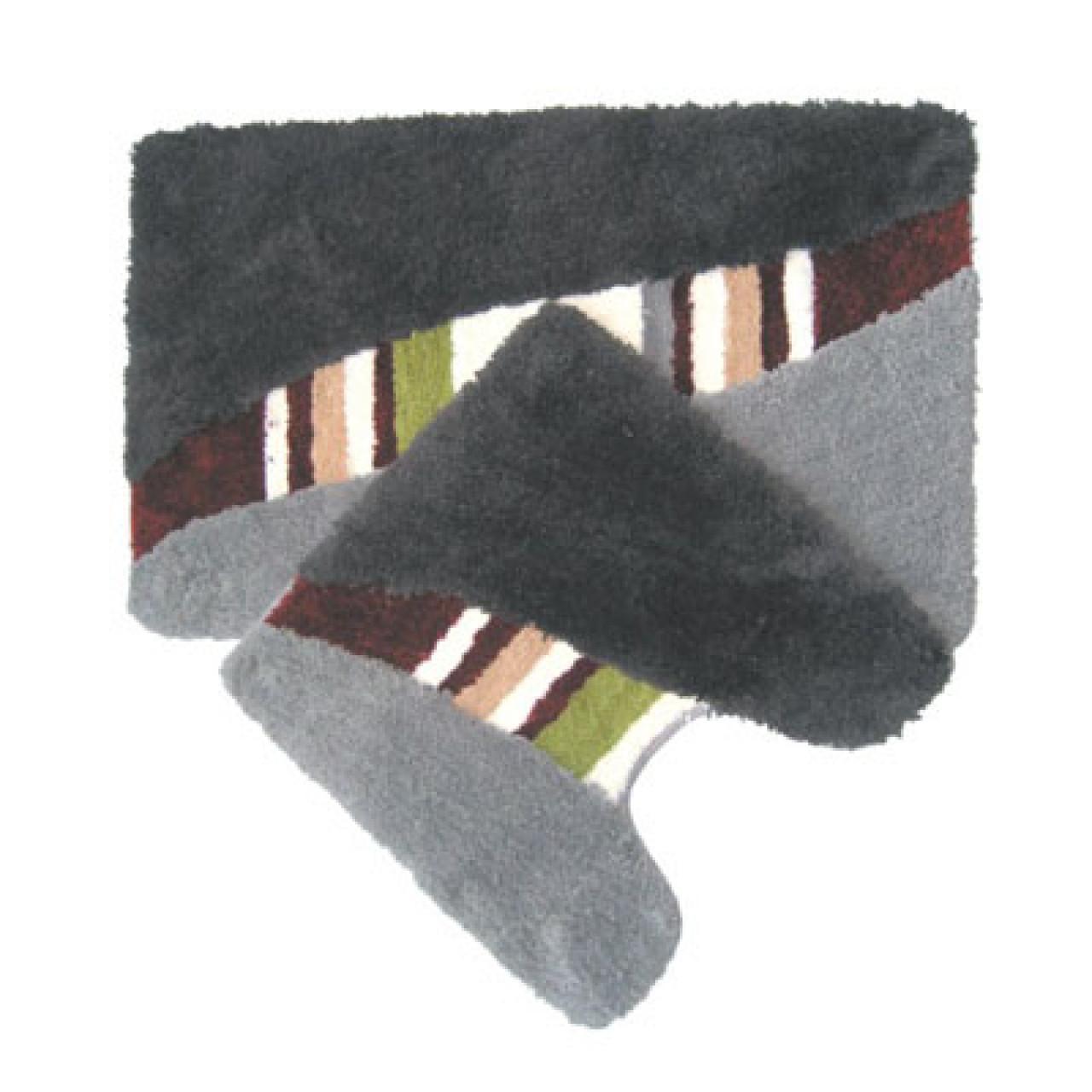 Набор ковриков для ванной комнаты Iddis Taormina купить в Москве по цене от 1730р. в интернет-магазине mebel-v-vannu.ru