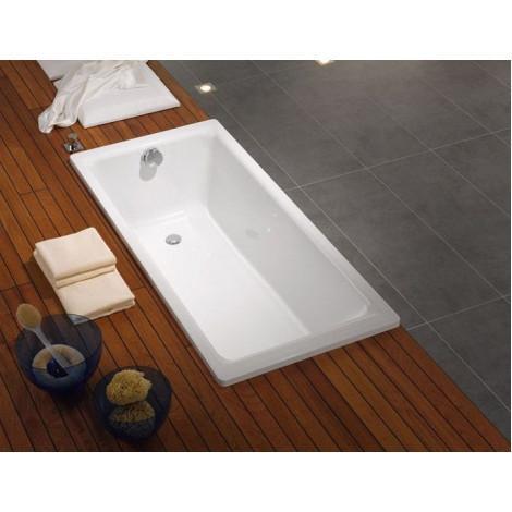 Стальная ванна Kaldewei Puro 652 с покрытием Perleffect купить в Москве по цене от 49670р. в интернет-магазине mebel-v-vannu.ru