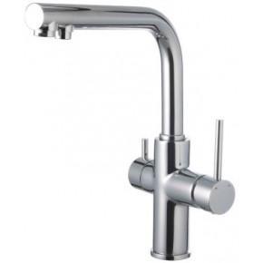 Смеситель LeMark COMFORT LM3060C для кухни с подключением к фильтру с питьевой водой