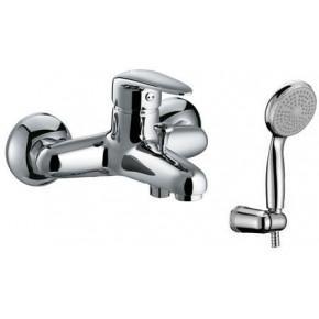Смеситель LeMark PRAMEN LM3302C для ванны с душем короткий излив
