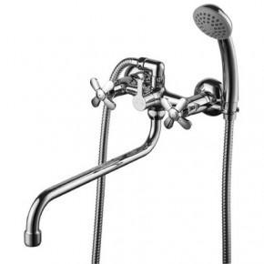 Смеситель Lemark Partner LM6541C для ванны с душем