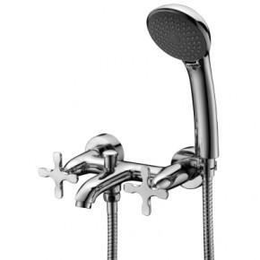 Смеситель Lemark Duetto LM5712C для ванны с душем