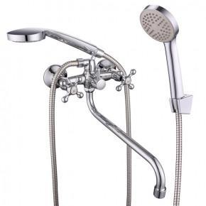Смеситель Lucky Tap BBD-2014S-35S-58 для ванны с душем