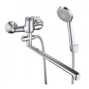 Смеситель Lucky Tap BBO-3023-35L-32 для ванны с душем