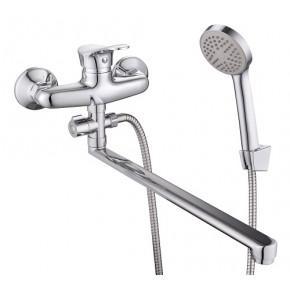 Смеситель Lucky Tap BBO-3024S-35L-31 для ванны с душем