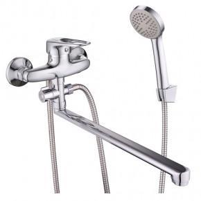 Смеситель Lucky Tap BBO-4029XS-35L-44 для ванны с душем