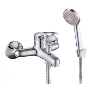 Смеситель Lucky Tap BBS-3025-SS-32 для ванны с душем
