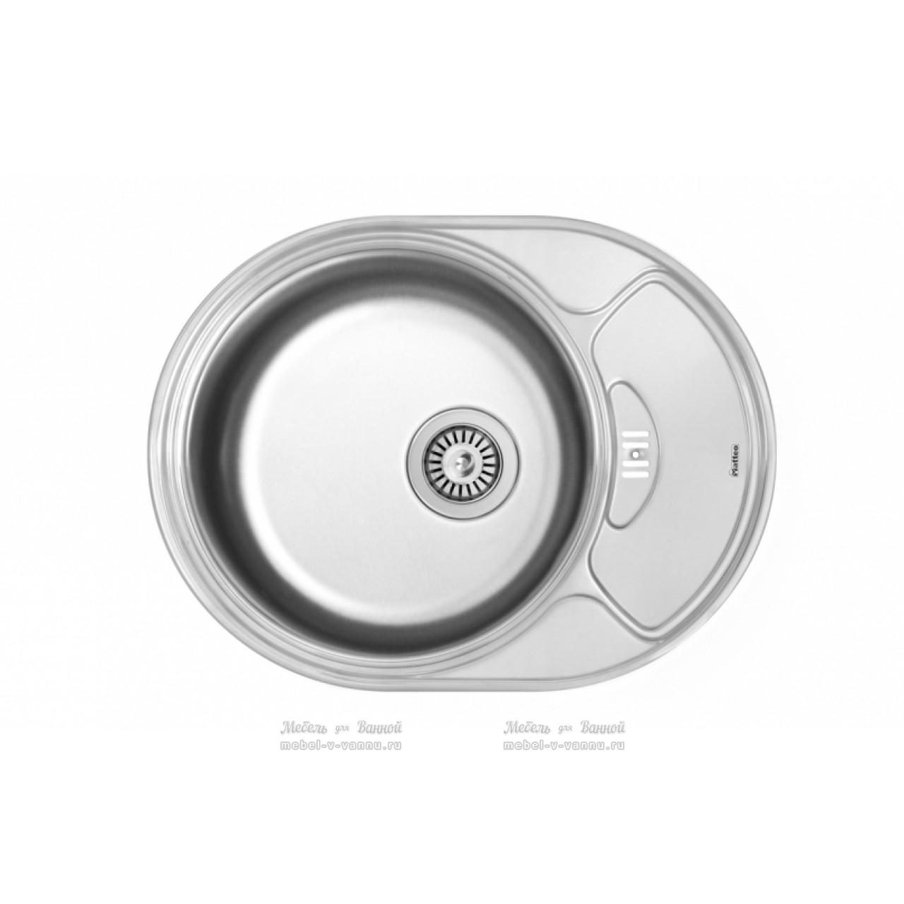 Мойка для кухни Matteo 5844A (COSTA DOLCE A) купить в Москве по цене от 3260р. в интернет-магазине mebel-v-vannu.ru