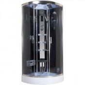 Душевая кабина Niagara NG-901S с баней купить в Москве по цене от 45000р. в интернет-магазине mebel-v-vannu.ru