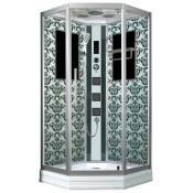 Душевая кабина Niagara Lux 7717 купить в Москве по цене от 42600р. в интернет-магазине mebel-v-vannu.ru