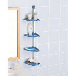 Полка для ванной Нова M-N12-13 синий