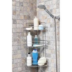Полка для ванной Нова D-05223 хром
