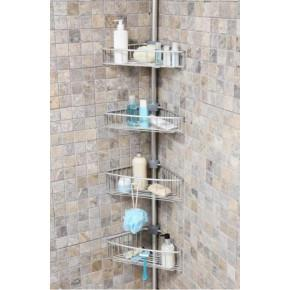 Полка для ванной Нова M-N29-30 хром