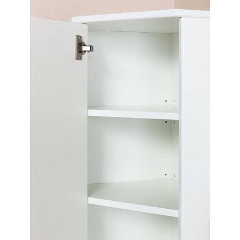 Шкаф навесной Onika Модерн 34.10У купить в Москве по цене от 6574р. в интернет-магазине mebel-v-vannu.ru