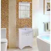 Комплект мебели Onika Омега 50 купить в Москве по цене от 9998р. в интернет-магазине mebel-v-vannu.ru
