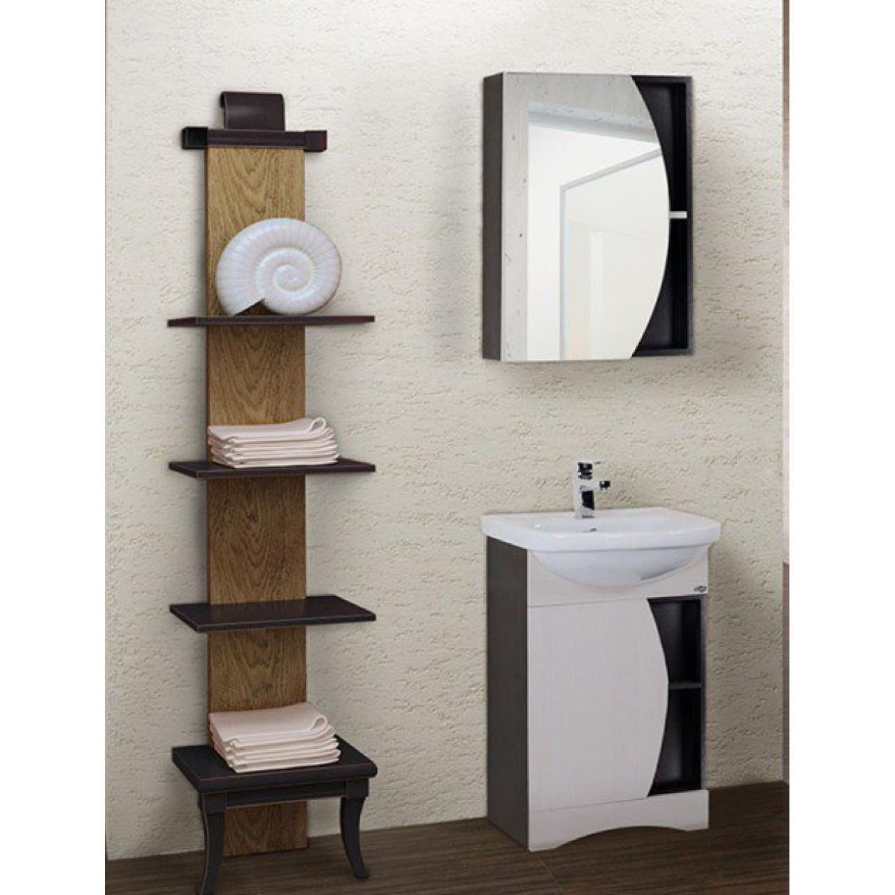 Комплект мебели Onika Дуэт 52.01 купить в Москве по цене от 11048р. в интернет-магазине mebel-v-vannu.ru