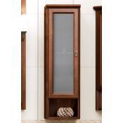 Шкаф Opadiris Клио 30 L нагал, матовой стекло купить в Москве по цене от 8806р. в интернет-магазине mebel-v-vannu.ru