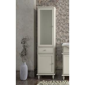 Пенал для ванной Opadiris Санрайз 45 L слоновая кость (1013)